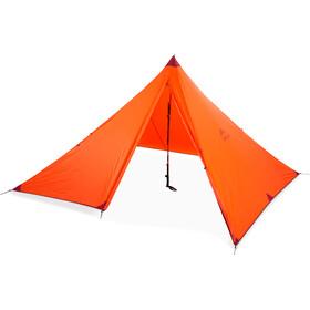 MSR Front Range Lona Refugio, naranja